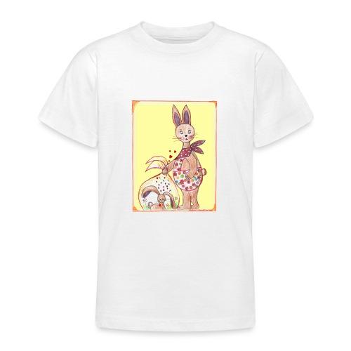 HäschenMama - Teenager T-Shirt