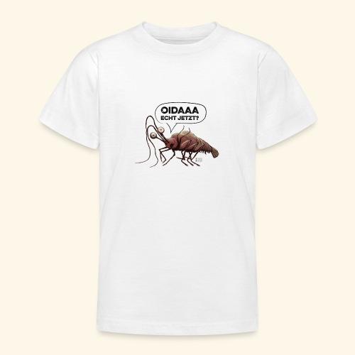 Oida - Echt jetzt? Hummer - Teenager T-Shirt
