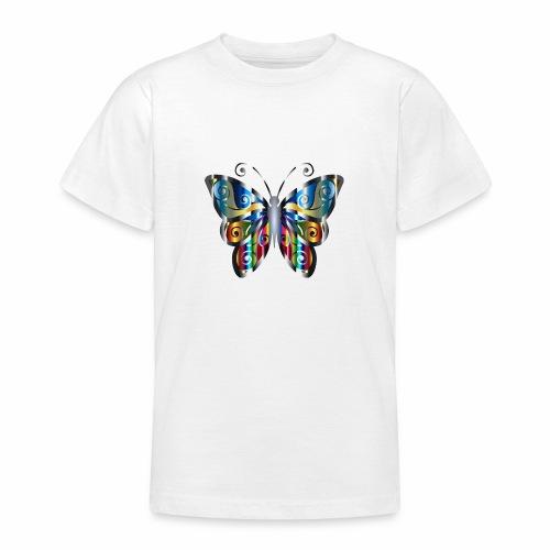 butterfly - Koszulka młodzieżowa