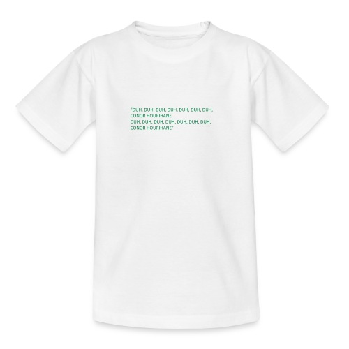 conor hourihane - Teenage T-Shirt