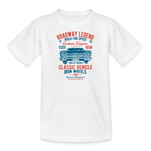 Roadway Legend - Teenager T-shirt