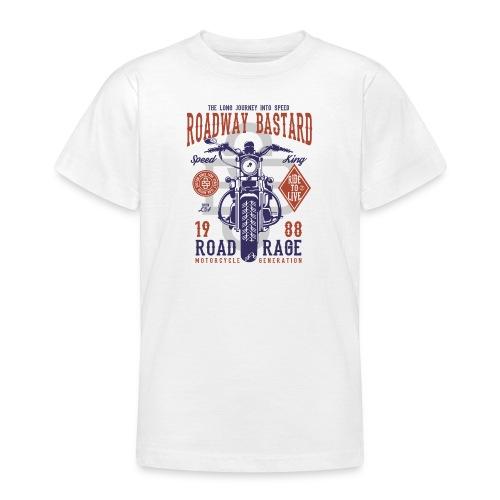 Roadway Bastard - Teenager T-shirt
