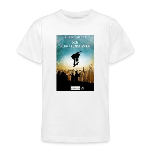 Schattensurfer Tasse jpg - Teenager T-Shirt