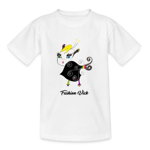 Fashion Vick - T-shirt Ado