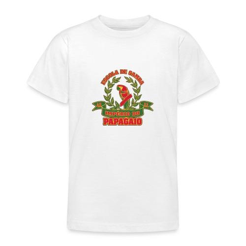 Papagaio logo - Nuorten t-paita