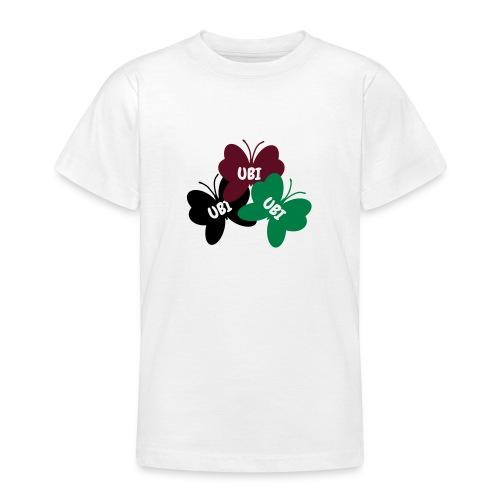 UBI - Be human - free - Teenage T-Shirt