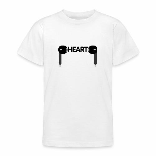 ListenToYourHeart - Koszulka młodzieżowa