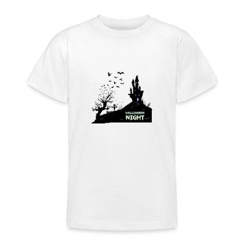 HALLOWEEN NIGHT - Teenager T-Shirt