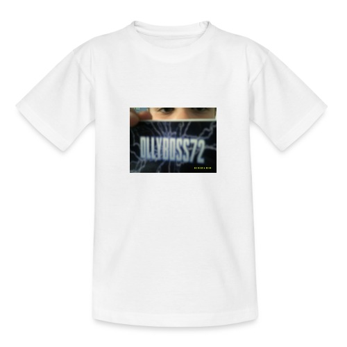 ollyboss72 mug - Teenage T-Shirt