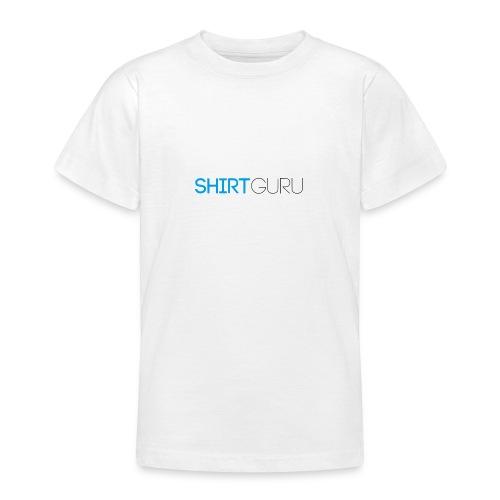 SHIRTGURU - Teenager T-Shirt