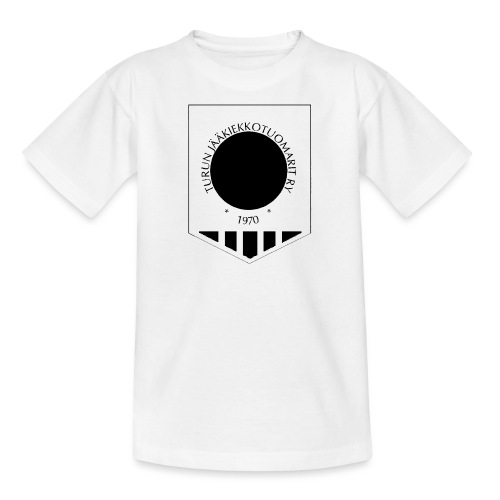 Tujen vaakunalogo - Nuorten t-paita