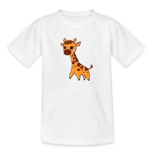 Mini Giraffe - Teenage T-Shirt