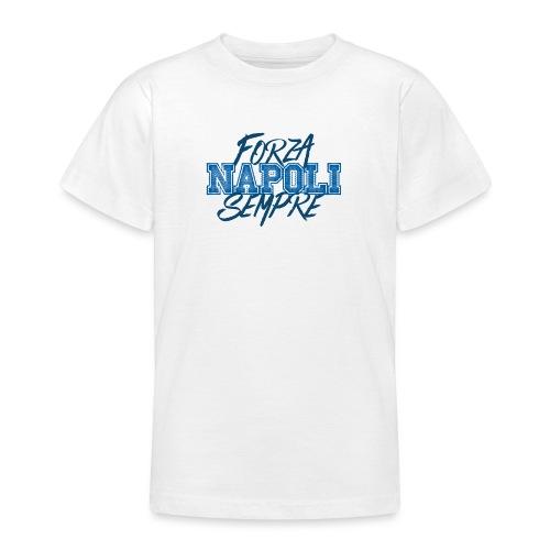 Forza Napoli Sempre - Maglietta per ragazzi