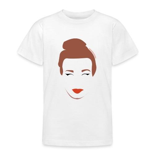 Emma Wagemans basic shirt - Teenager T-shirt