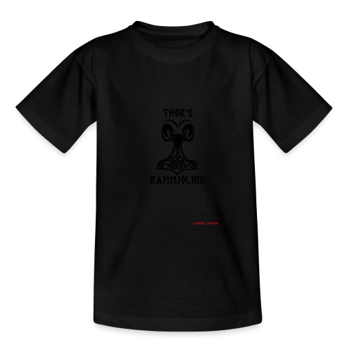 THOR's-RAMMjolnir - T-shirt Ado