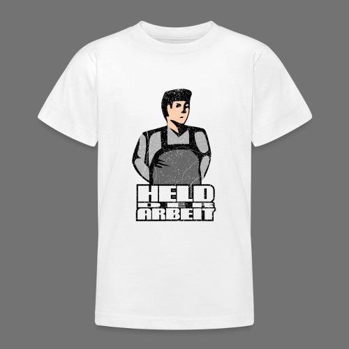 Hero of Labour - Workers Hero (oldstyle) - Teenage T-Shirt
