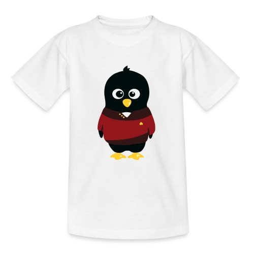 Pingouin Starship - T-shirt Ado