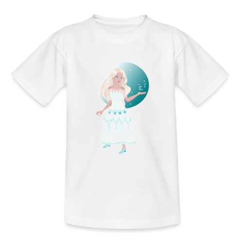 Frozen Princess - T-shirt Ado