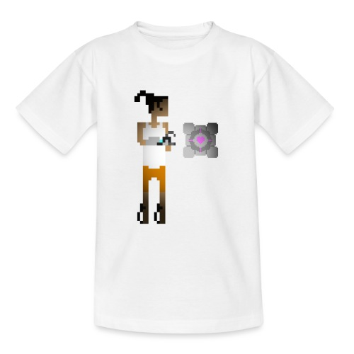 chell 2D - Teenager T-shirt