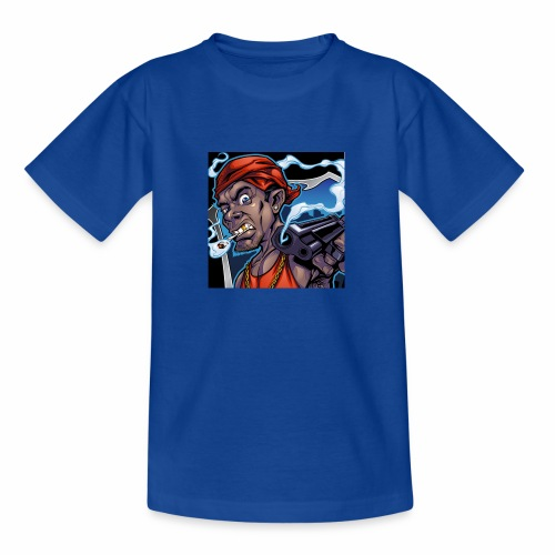 Crooks Graphic thumbnail image - T-shirt Ado