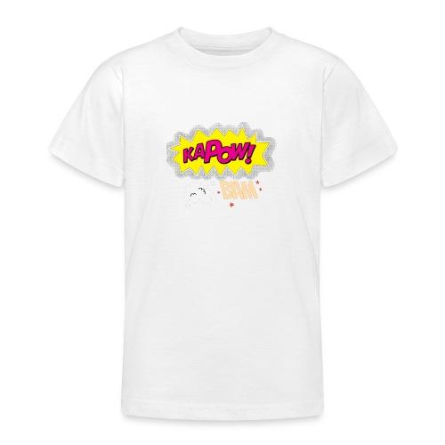 kaboum bam - T-shirt Ado