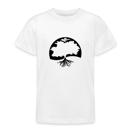 Naturals Logo Grafik - Teenager T-Shirt