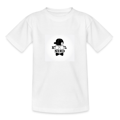 kool nerd - Teenage T-Shirt