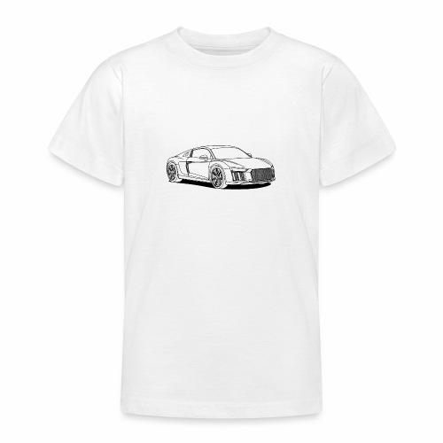 Super Car - Teenage T-Shirt