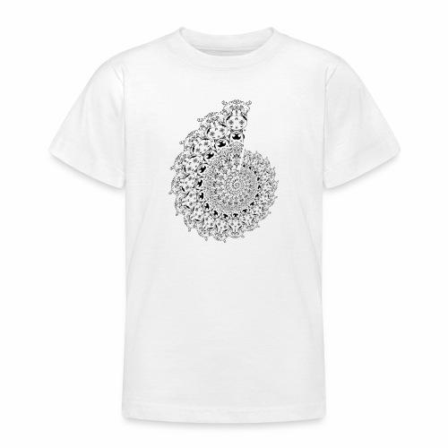 fractal - Teenager-T-shirt
