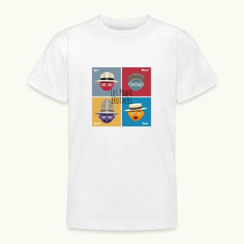 Les Pawn Brothers - T-shirt Ado