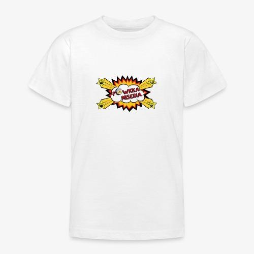 Powkka Miseria - Maglietta per ragazzi
