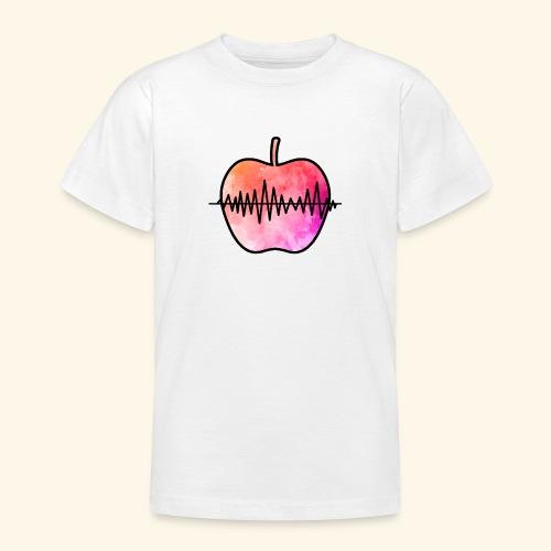 AppleJazzDK Logo - Teenager-T-shirt