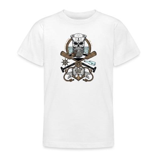 The Dead Sailor / Totenkopf Seemann - Teenager T-Shirt
