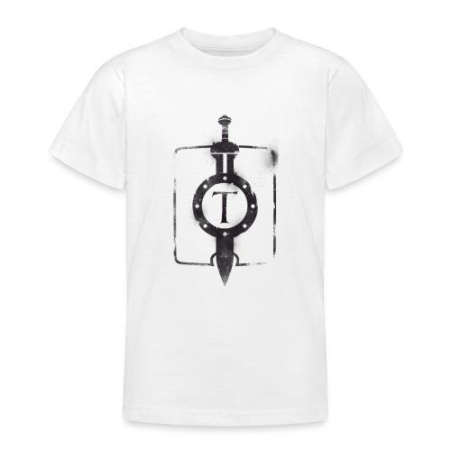 travian_legends_shield_b - Teenage T-Shirt