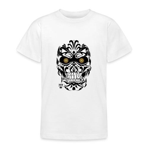 Mexican Skull - T-shirt Ado