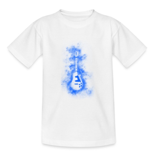 Blue Muse - Teenage T-Shirt