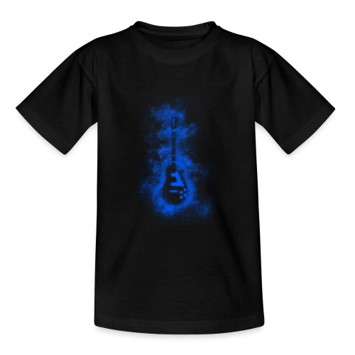 Blue Muse - Teenage T-Shirt