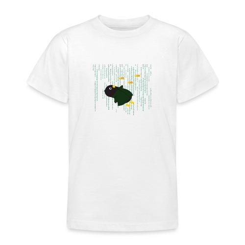 Pingouin Bullet Time - T-shirt Ado