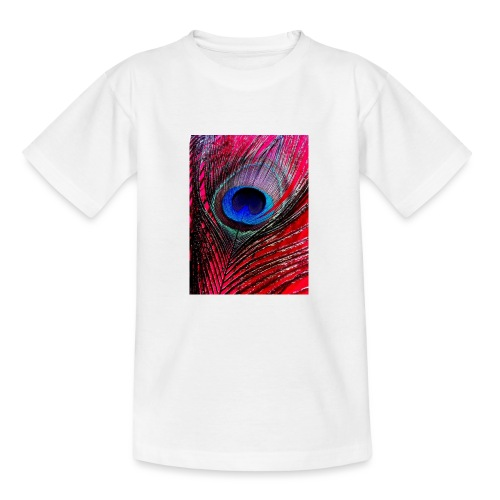 Beautiful & Colorful - Teenage T-Shirt