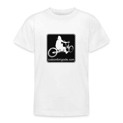 Logo Cruiser - T-shirt Ado