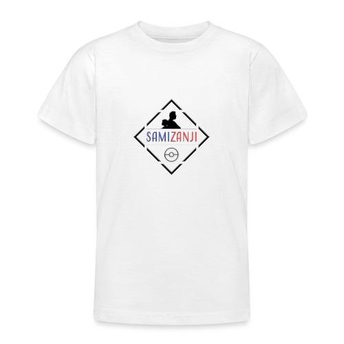 SamiZanji svart logga - T-shirt tonåring