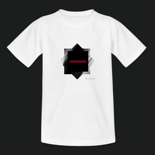 New logo t shirt - Teenager T-shirt