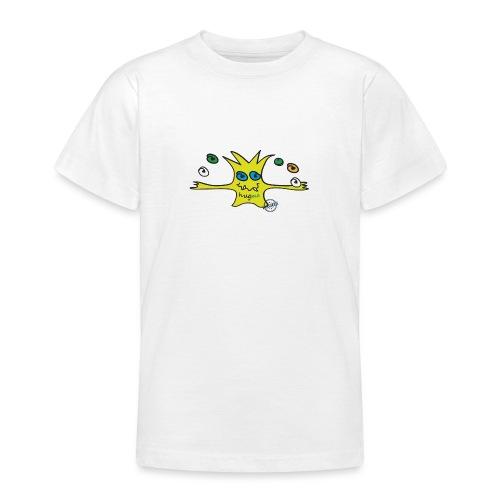 Hug me Monsters - Every little monster needs a hug - Teenage T-Shirt