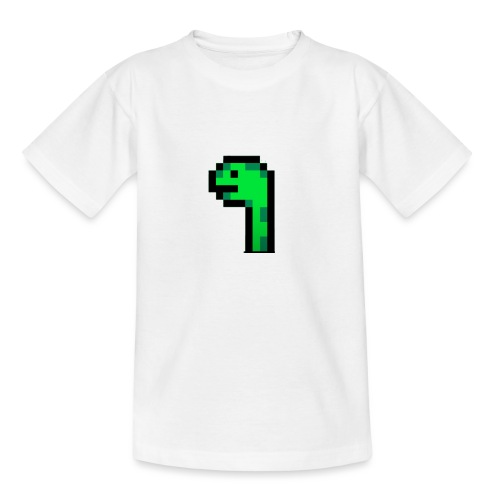 Pixel Logo - Teenager T-Shirt