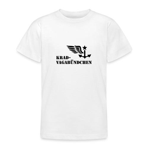 Krad-Vagabündchen V2 - Teenager T-Shirt