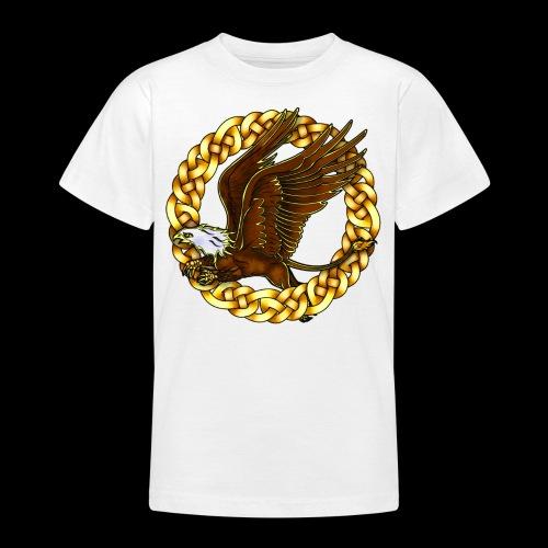 Bald Gryphon - Teenage T-Shirt