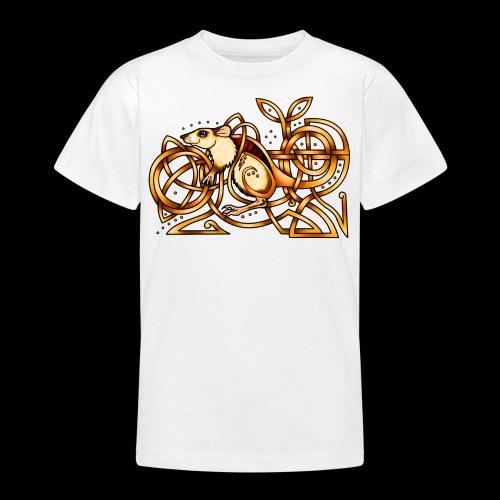 Celtic Rat - Teenage T-Shirt