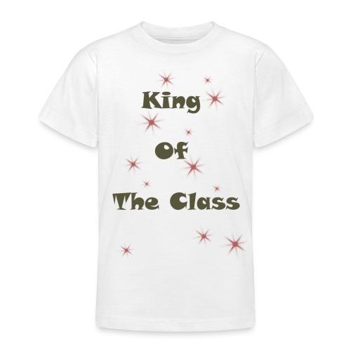 king of the class - T-shirt Ado