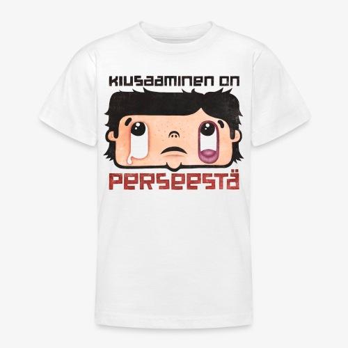 Kiusaaminen on perseestä - Nuorten t-paita