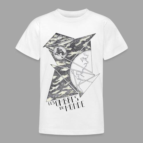 Ombres du monde - La valse à mille points - T-shirt Ado